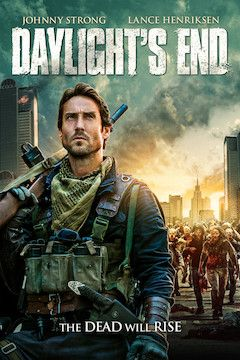 Daylight's End movie poster.