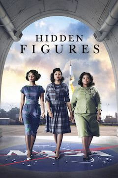 Hidden Figures movie poster.