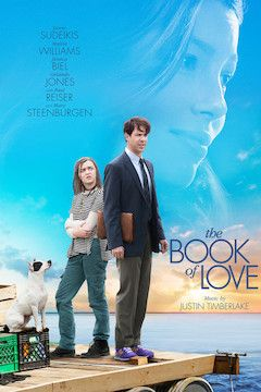 The Book of Love movie poster.