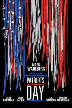 Patriots Day movie poster.