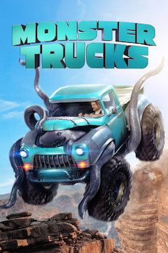 Monster Trucks movie poster.