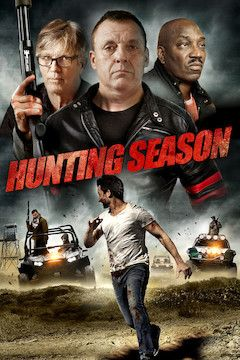 Hunting Season movie poster.