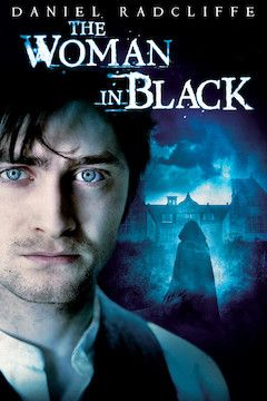The Woman in Black movie poster.