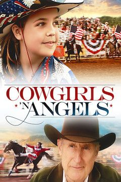 Cowgirls 'n Angels movie poster.