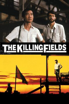The Killing Fields movie poster.