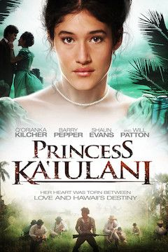 Princess Kaiulani movie poster.