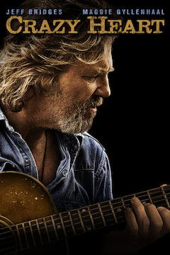 Crazy Heart movie poster.