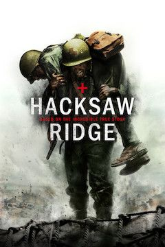 Hacksaw Ridge movie poster.