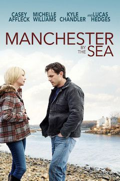 Manchester by the Sea movie poster.