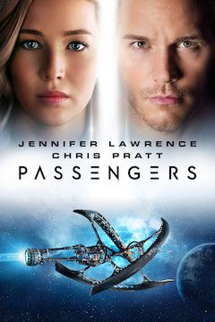 Poster for the movie Passengers