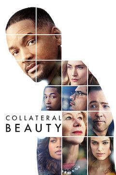 Poster for the movie Collateral Beauty