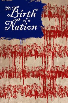 The Birth of a Nation movie poster.