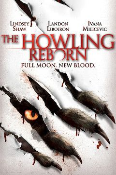 The Howling: Reborn movie poster.