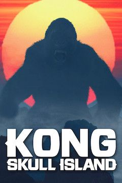 Kong: Skull Island movie poster.