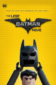 The LEGO Batman Movie movie poster.
