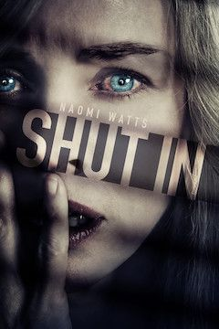 Shut In movie poster.