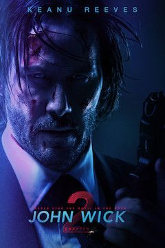 John Wick: Chapter 2 movie poster.