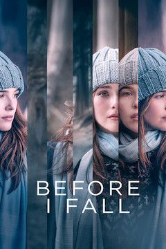 Before I Fall movie poster.