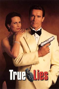 True Lies movie poster.