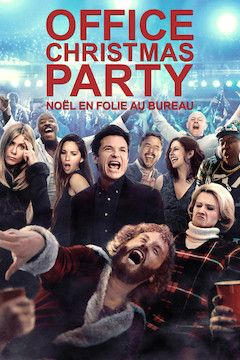 Office Christmas Party movie poster.
