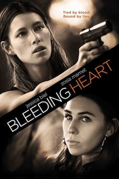 Bleeding Heart movie poster.