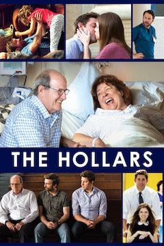 The Hollars movie poster.