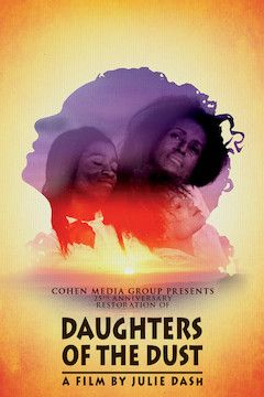 Poster for the movie Daughters of the Dust