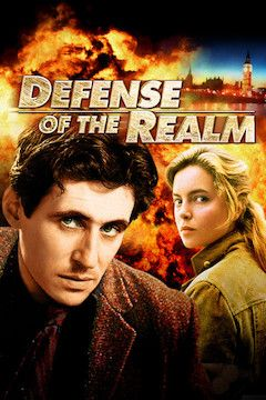 Defence of the Realm movie poster.