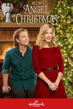 Poster for the movie Angel of Christmas