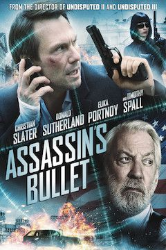 Assassin's Bullet movie poster.