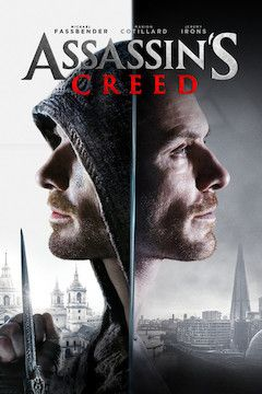 Assassin's Creed movie poster.
