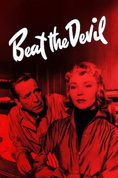 Beat the Devil movie poster.