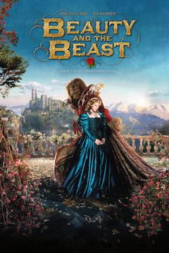 Beauty and the Beast movie poster.