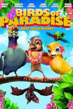 Birds of Paradise movie poster.