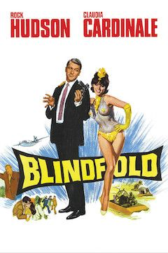 Blindfold movie poster.