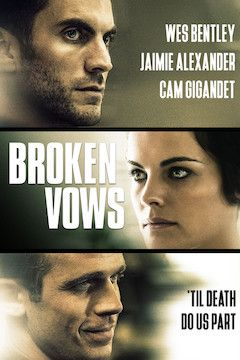 Broken Vows movie poster.