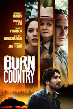 Burn Country movie poster.
