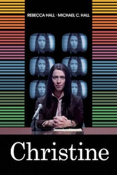 Christine movie poster.