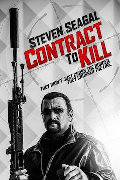 Contract to Kill movie poster.