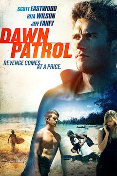 Dawn Patrol movie poster.