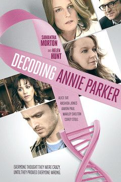 Decoding Annie Parker movie poster.