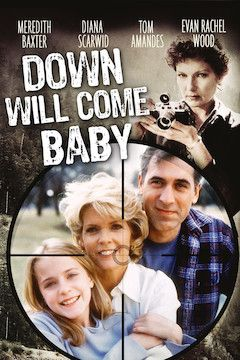 Down Will Come Baby movie poster.