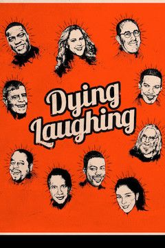 Dying Laughing movie poster.