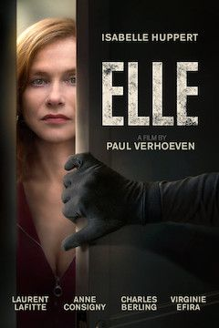 Elle movie poster.