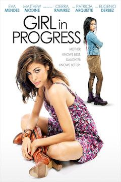 Girl in Progress movie poster.