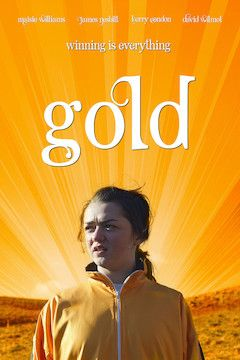 Poster for the movie Gold