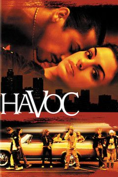 Havoc movie poster.