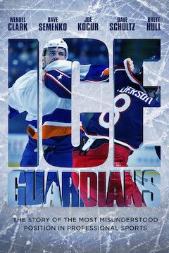 Ice Guardians movie poster.