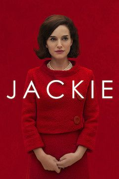 Jackie movie poster.