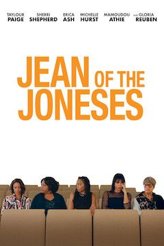 Jean of the Joneses movie poster.